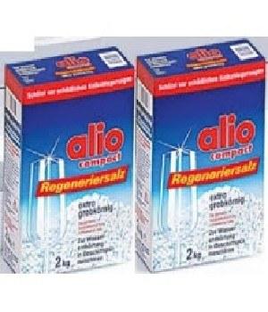 Bán muối rửa bát Alio compact nhập khẩu chính hãng đức, bán hàng tại hà nội