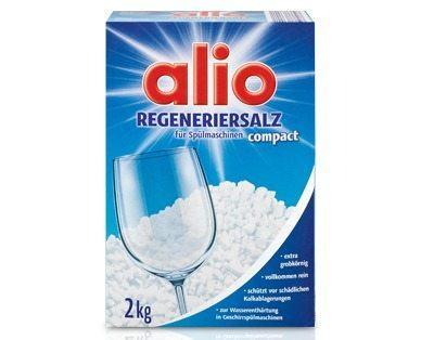 Muối rửa bát Alio 2kg nk đức, bán hàng toàn quốc