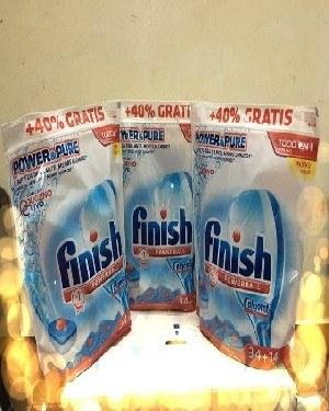 Viên finish 96 viên TODO EN 1, hành nhập đức, chuyên dùng cho máy rửa bát
