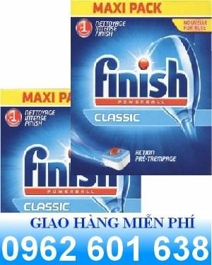 Bán viên rửa chén Finish ( Hàng nk chính hãng) giá rẻ
