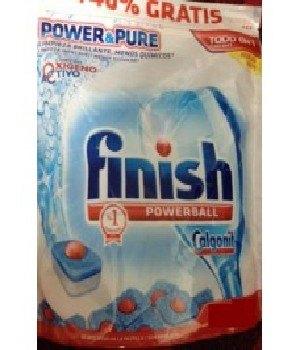 Viên rửa chén Finish Powerball Todo en1 nhập khẩu đức