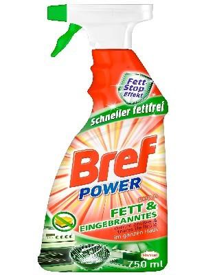 Bán tẩy rửa đa năng Bref Power & Eingebrannter 750ml