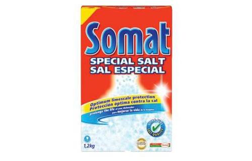 Bán muối rửa bát somat 1,2kg nhập khẩu đức