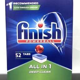 Bán viên rửa bát finish 52 viên giá rẻ thích hợp cho mọi gia đình